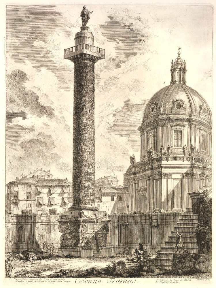 1_Piranesi_Colonna Traiana